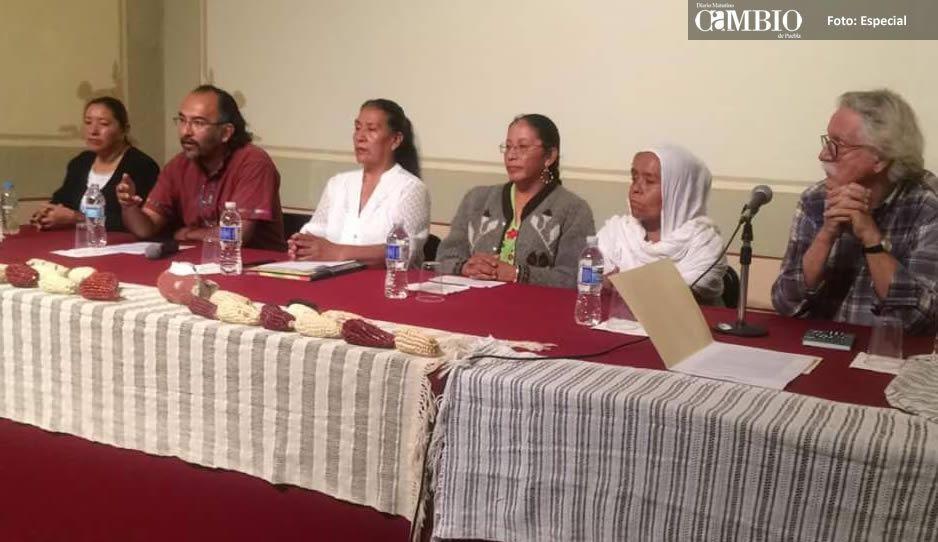 Pobladores de Tonanzintla denuncian penalmente a Paisano por destrucción del patrimonio histórico