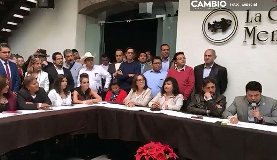 Layón acepta a resolución del TEPJF, trabajará con el gobierno Estatal y Federal por Texmelucan