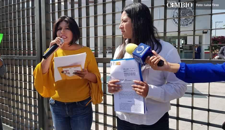 VIDEO: Denuncian a José Juan y a Manzanilla en PGR por violencia política de género