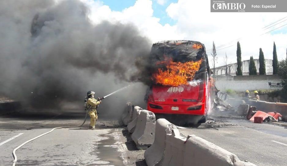 Accidentes mortales en la Puebla-Orizaba