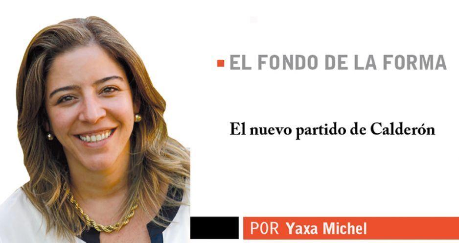 El nuevo partido de Calderón