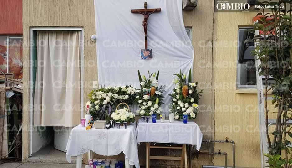 Tragedia doble para el padre de Julián, perdió a un hijo y tuvo que entregar al mayor a las autoridades