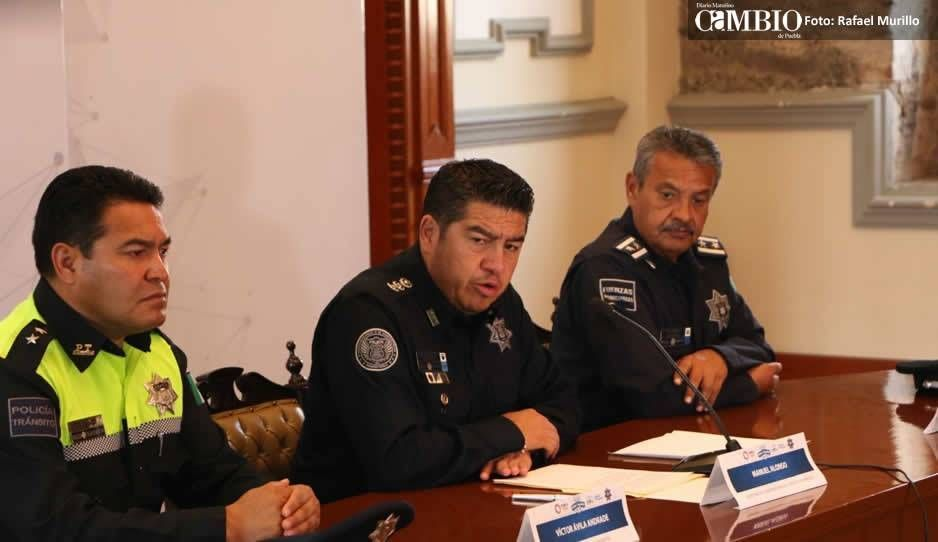 Alonso confirma que asaltantes detenidos afuera de la casa de RMV son atracagasolineras