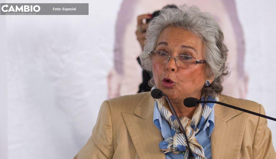 Olga Sánchez Cordero niega que existiera reunión con el magistrado José Luis Vargas Valdez