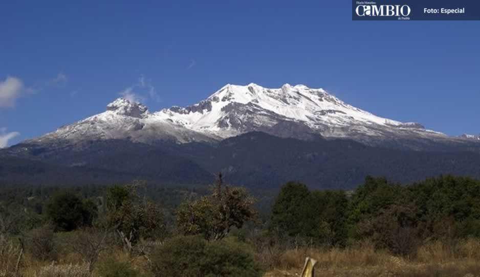 Tres alpinistas se extravían en el Iztaccíhuatl