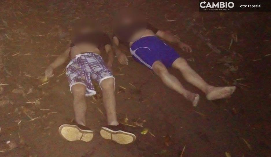 Por salvar a un menor de edad, dos hombres se ahogaron en Ayotoxco