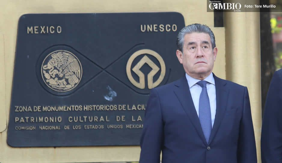 Caso de huachiburócrata: Alonso abre expediente, Diódoro dice que no es grave