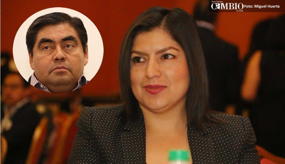 El destape de Barbosa es prematuro, critica Claudia
