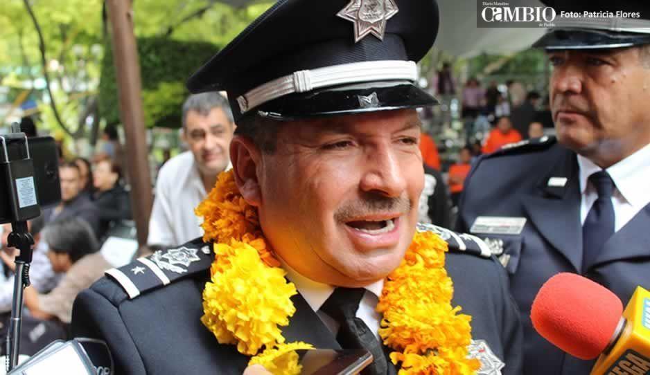 45 ataques ha recibido la Policía Federal en el último año: Teófilo Gutiérrez