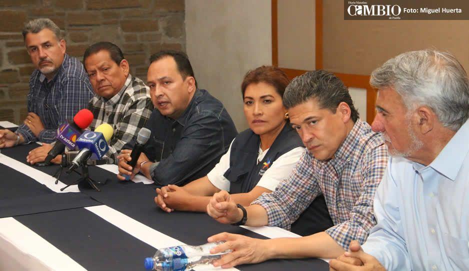 PAN presenta denuncias de intento de secuestro, robo y violencia en contra de Morena