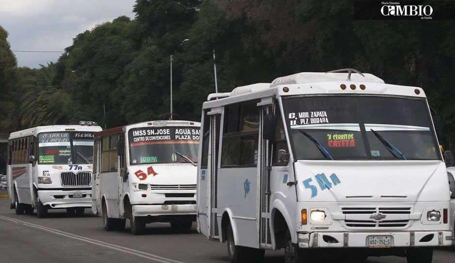 Continúan los asaltos en el trasporte público; ahora atacan ruta Bicentenario