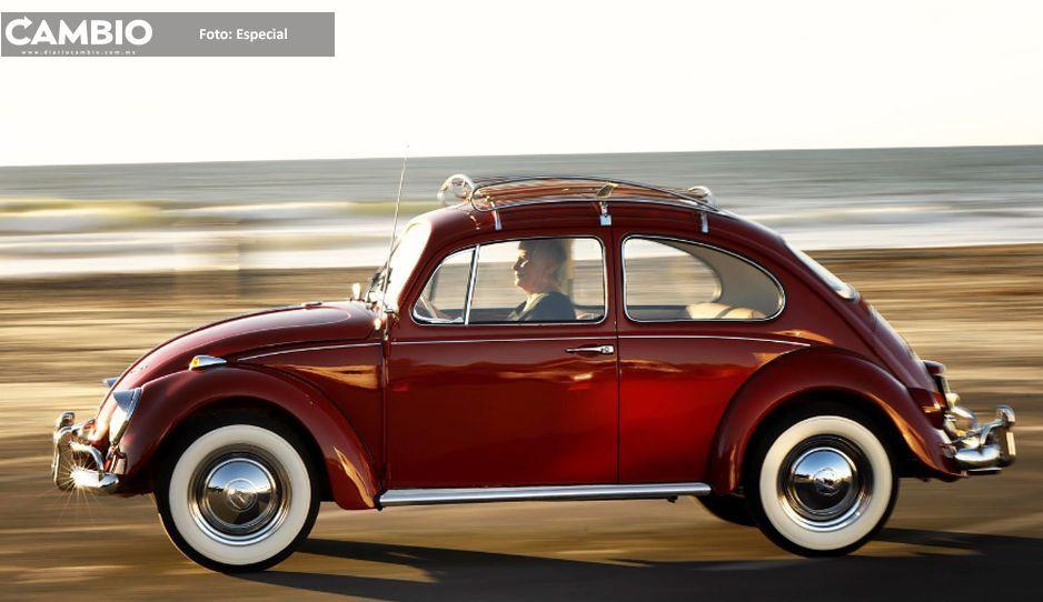 """Conoce la historia de Annie, el """"Vochito"""" que restauró gratis la VW 48 años después (VIDEO)"""