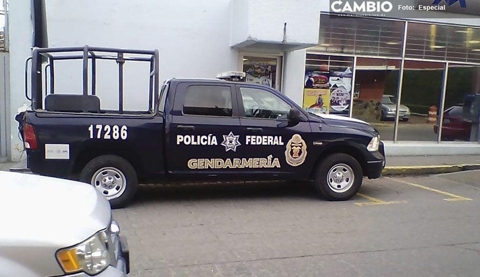 Buscan a asesinos de joven Policía Federal ejecutado en Huauchinango