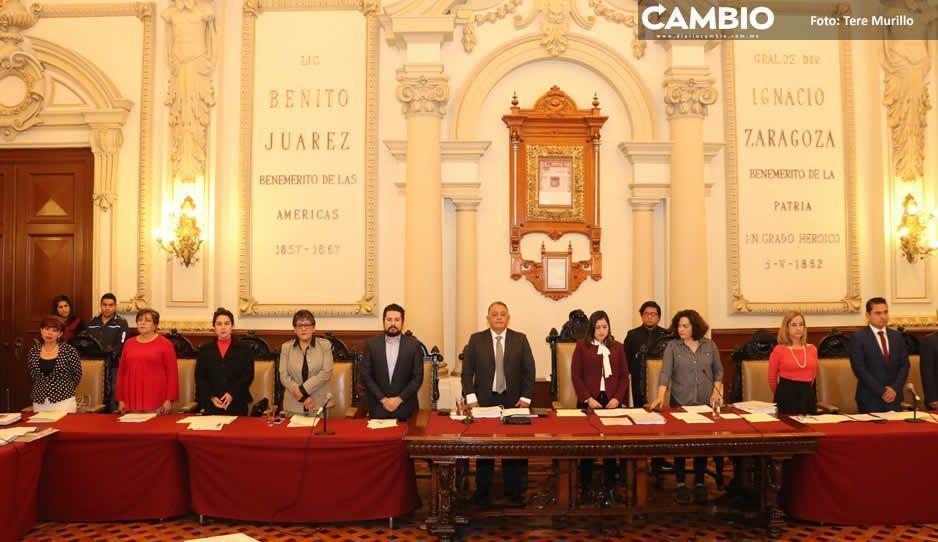 Cabildo respalda a titular del Instituto de la Juventud; analizaron 21 perfiles