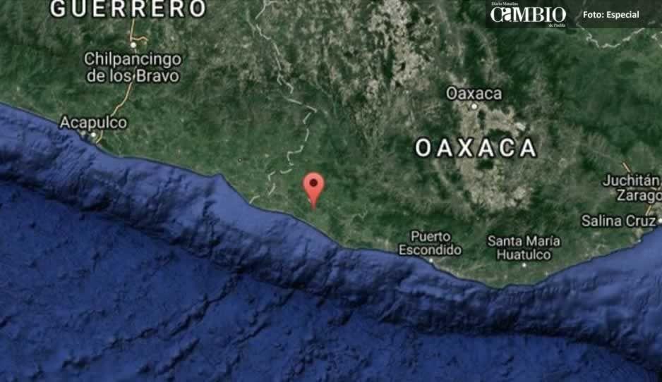 Réplicas del sismo mantiene alerta a poblanos
