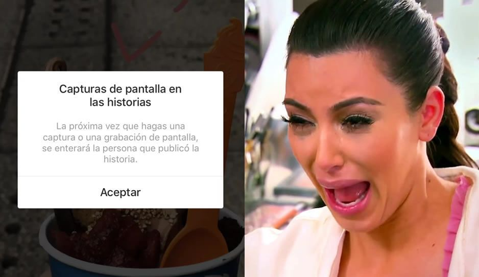 ¡Tus días de stalker se acabaron! Instagram ya te avisa cuando alguien hace screenshot de tus stories