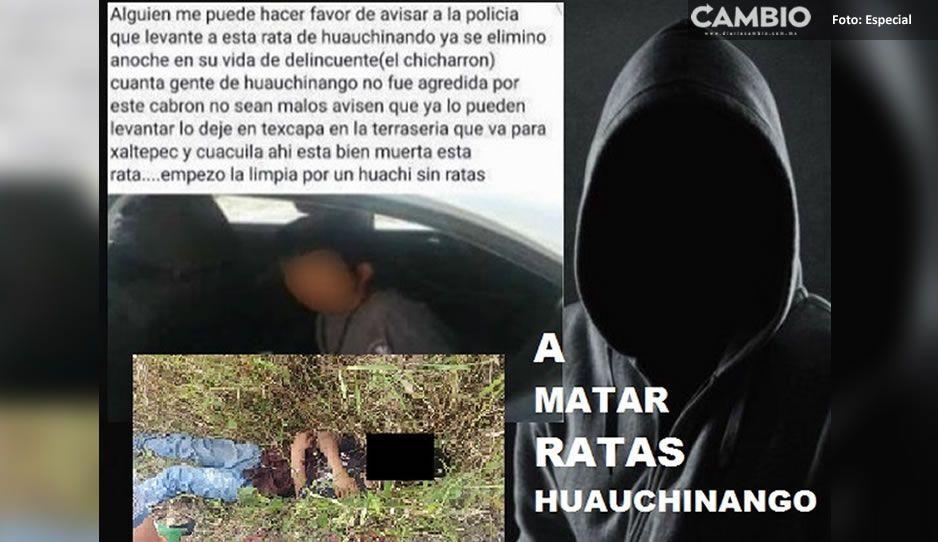 """Pobladores de Huauchinango se organizan para cazar delincuentes tras ola de asaltos: """"vamos a matar ratas"""""""