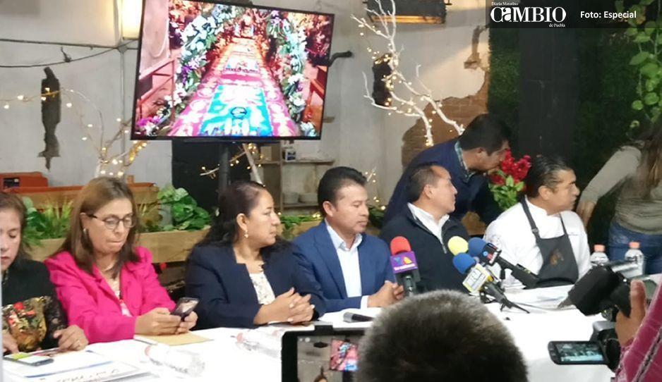 San Andrés anuncia 4ª Feria del Mole  y fiesta a la Virgen de los Remedios