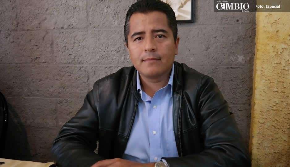 Raymundo Cuautli dice que renunció a la candidatura del PRD por culpa de Roxana Luna