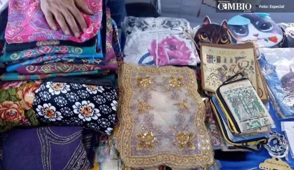 Cultura y arte de Oaxaca se expuso en Atlixco