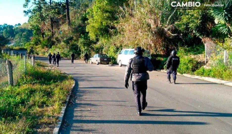 Policías municipales matan a niño de 5 años durante persecución en Guerrero