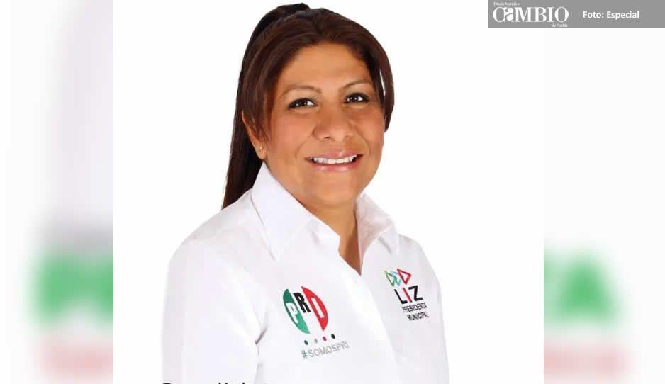 Elizabeth Morales del PRI se adelanta en Tlalancaleca