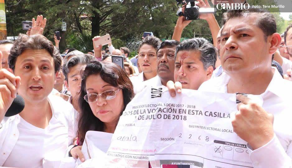 Fiscalia investiga a José Juan y Armenta por encabezar los disturbios en el Hotel MM