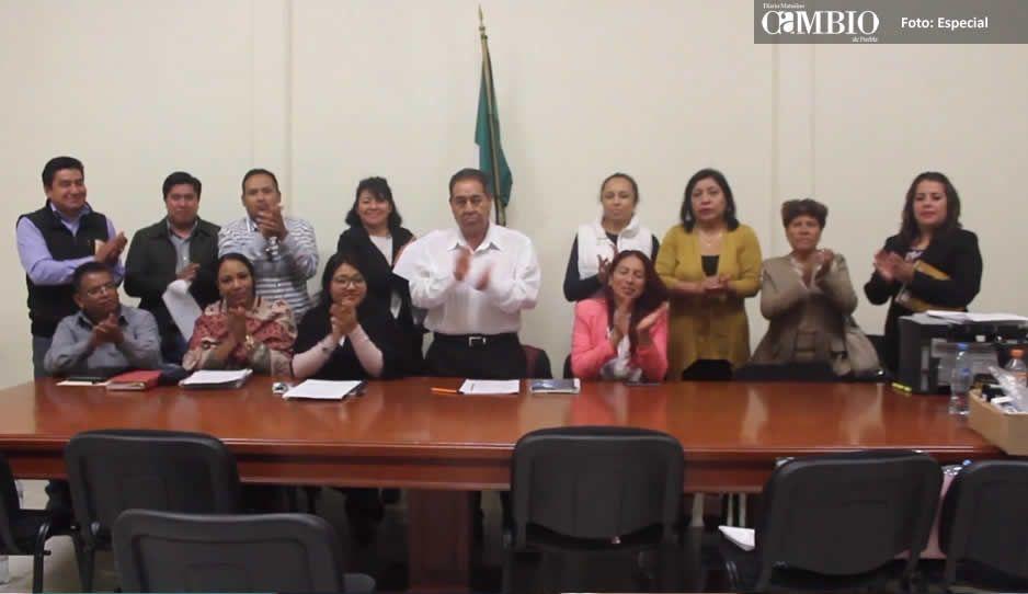Alcalde Mario de la Rosa niega haber secuestrado a regidores de Amozoc