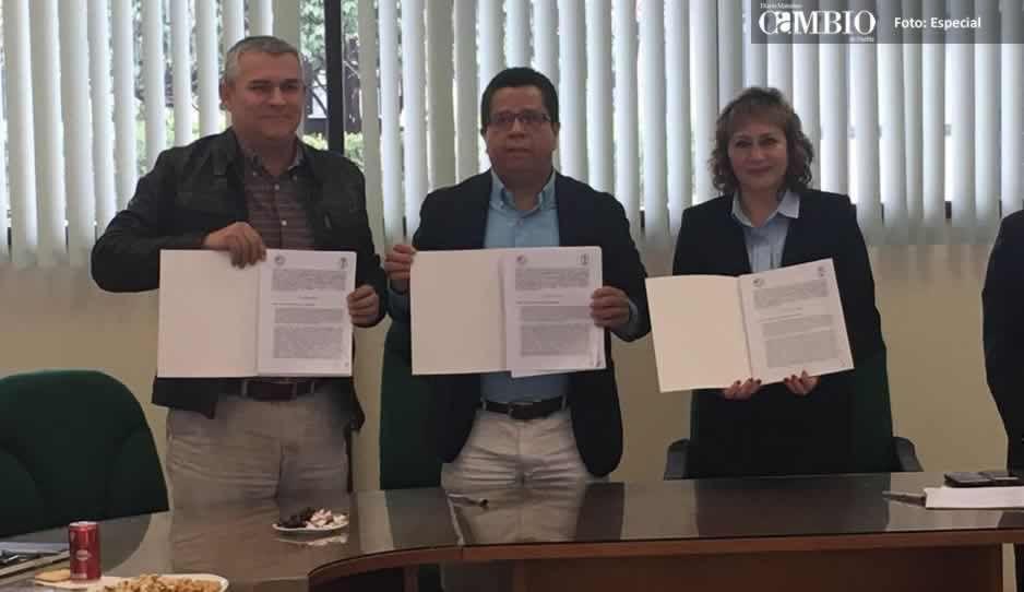Firma convenio UTIM con Unicórdoba para intercambios a Colombia