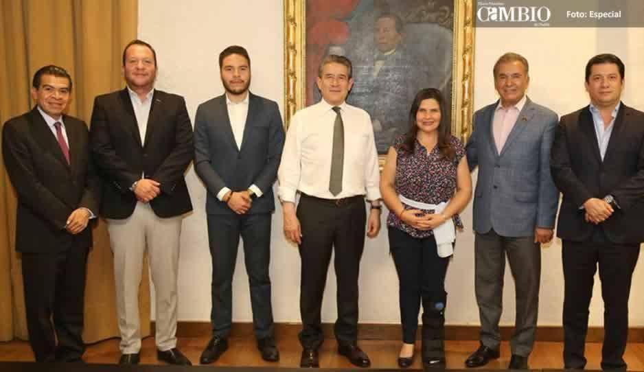Nuevo comisario de Texmelucan tiene antecedentes penales por homicidio