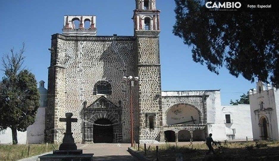 Celebran 24 años de la inscripción del Ex convento de Tochimilco para ser Patrimonio Cultural de la Humanidad