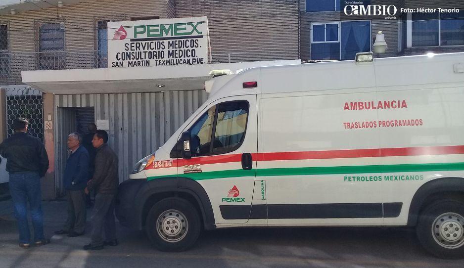 Derechohabientes confirman el deplorable servicio de clínica de Pemex en San Martín