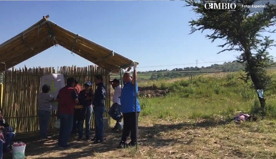 Familias atlixquenses en la ruina tras ser defraudadas con terrenos inexistentes