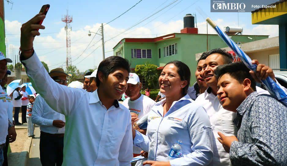 La gente pide legisladores con preparación, no ocurrencias: Ana Cristina Ruiz