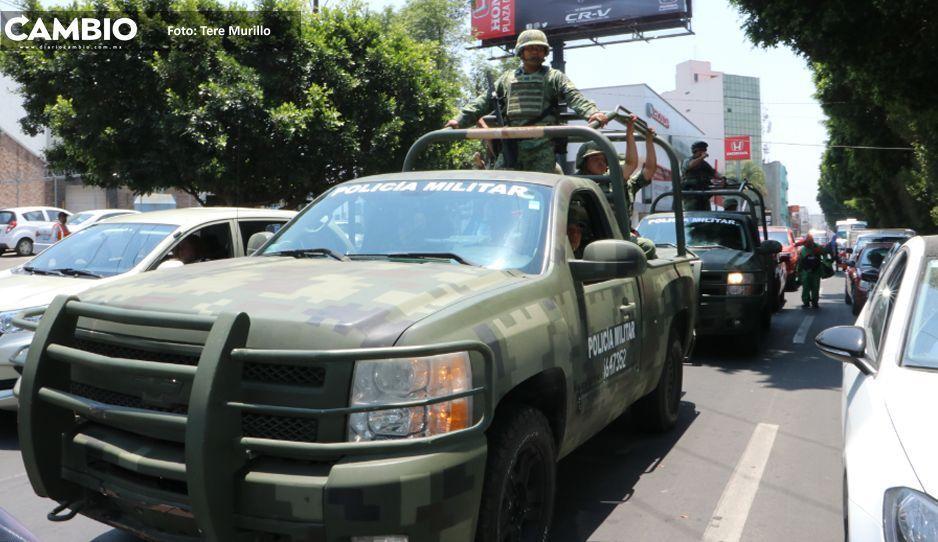 Centros comerciales agradecen que militares resguarden la ciudad