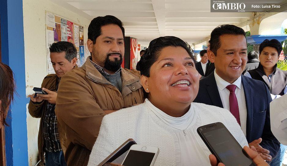 La violencia es  provocada para  dañar a Morena: edil Karina Pérez