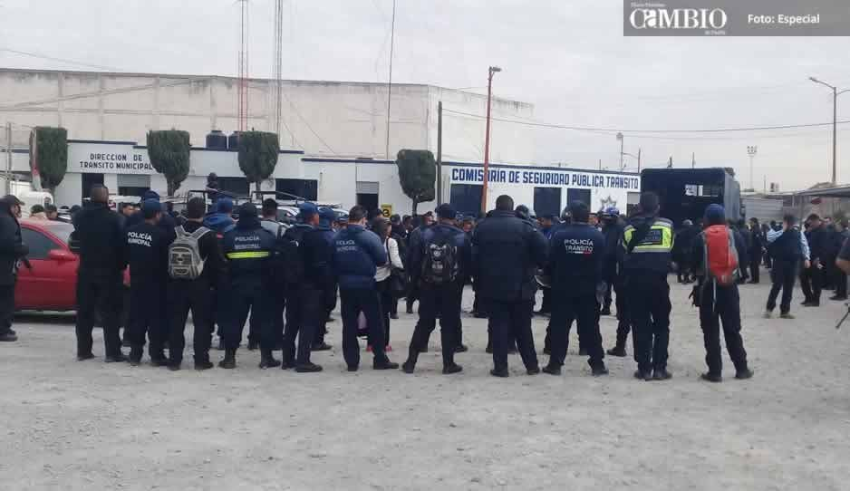 Ya son 22 policías de Texmelucan liberados tras mega operativo del 2 de mayo