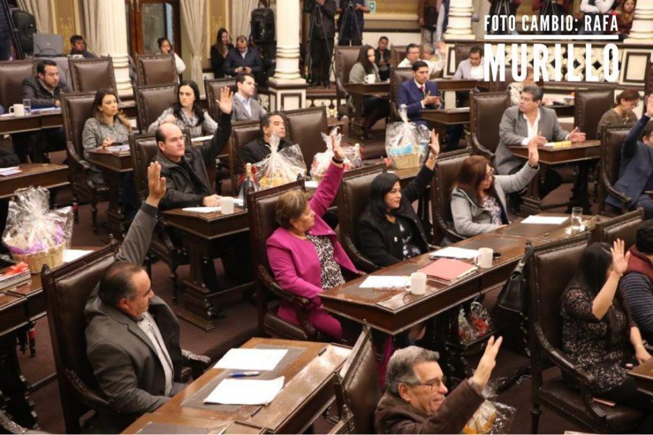 Aprueban paquete de 139 leyes de Ingresos 2019; iniciativas de 8 Ayuntamientos fueron turnadasa revisión