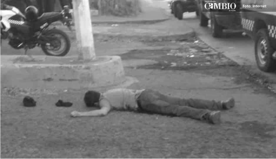Asesinan a hijo de periodista policiaco en Veracruz