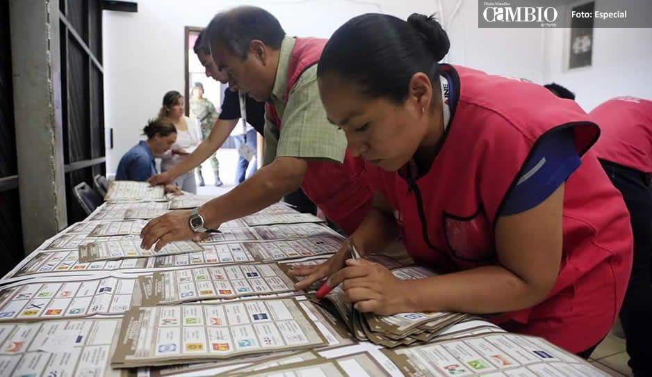Panal impugna elección de Texmelucan  para conservar su registro ante el INE