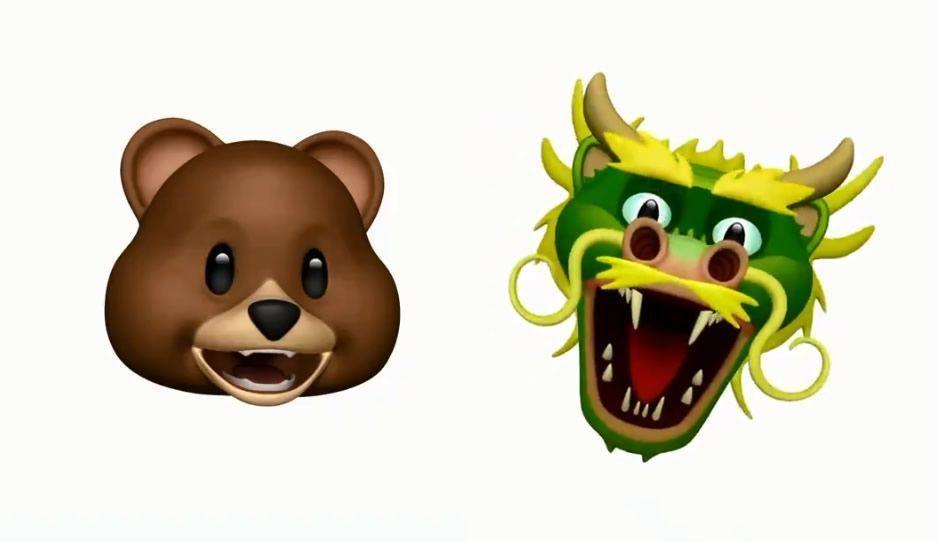 Estos son los nuevos animojis de iOS 11.3