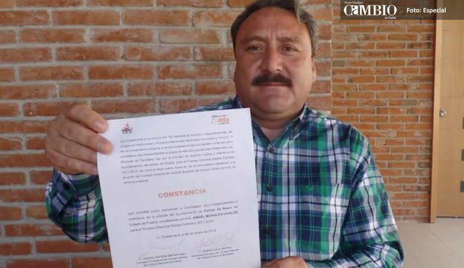 Ángel Morales Ugalde habría sido localizado muerto en la caseta de Esperanza