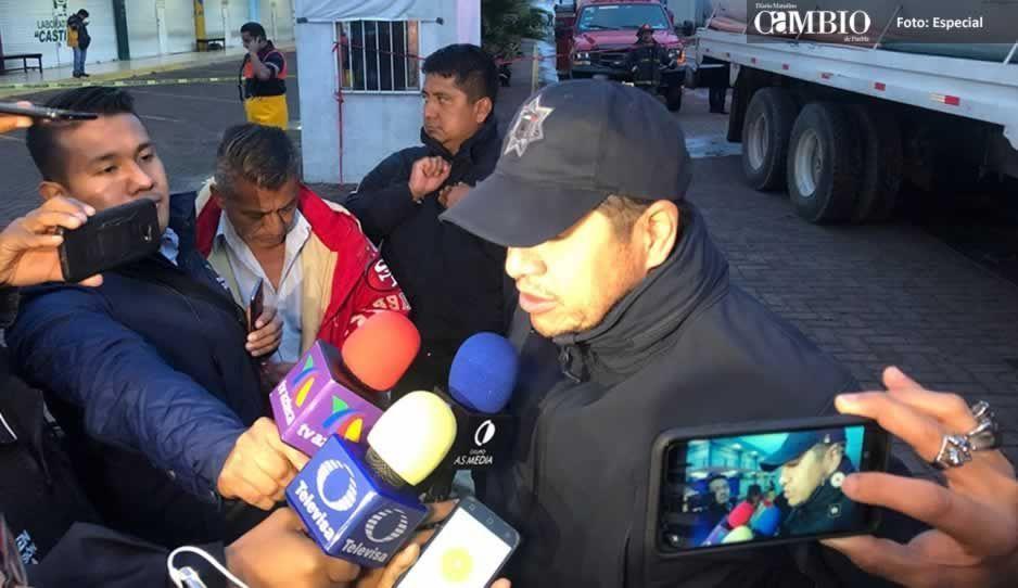 Despliega Ssptm alrededor de 100 elementos para evacuar a la población de la zona norte