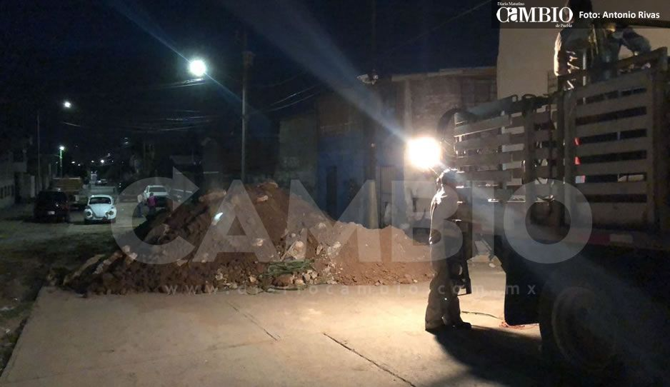 Autoridades federales ubican túnel donde huachicoleros escondían una toma clandestina (VIDEO)
