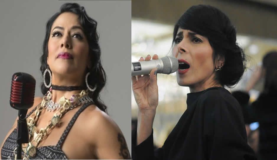 Sheinbaum se pone bella: Lila Downs y Ely Guerra cantarán gratis en el Zócalo
