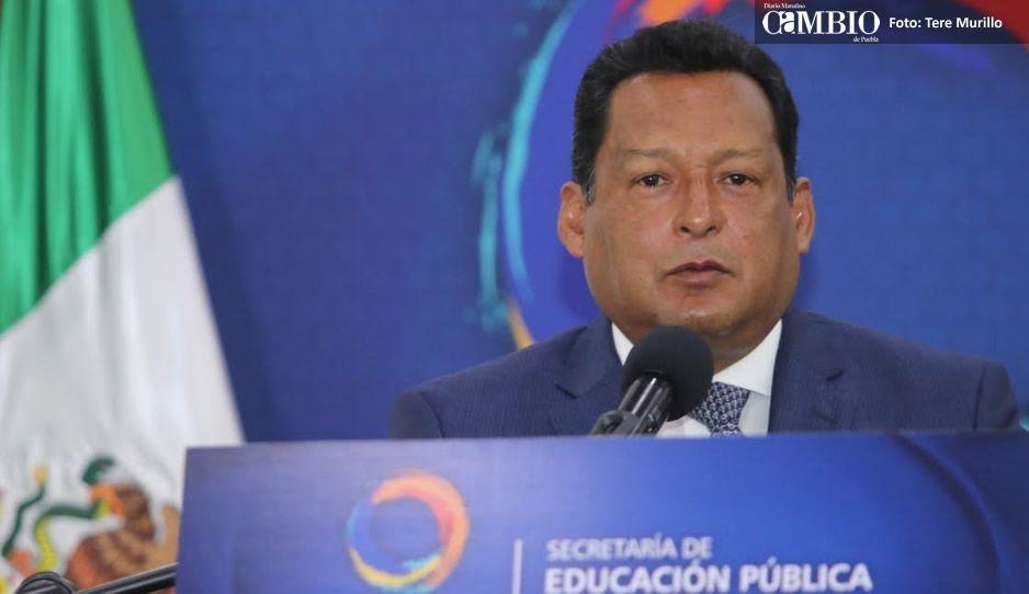 Desde mi llegada todos los casos de cese de maestros han sido revisados de manera rigurosa: Ignacio Alvízar