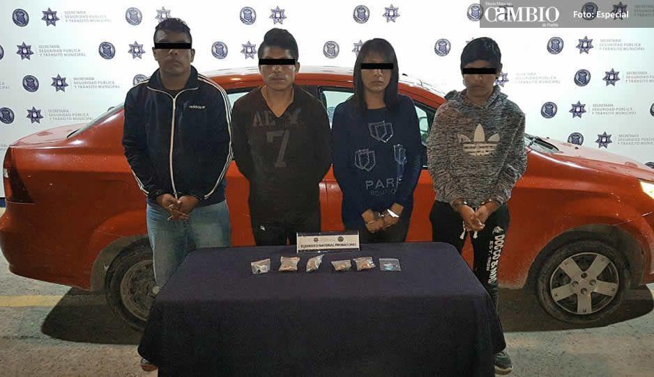 Banda vinculada a más de 100 robos a casa habitación ya está en la cárcel