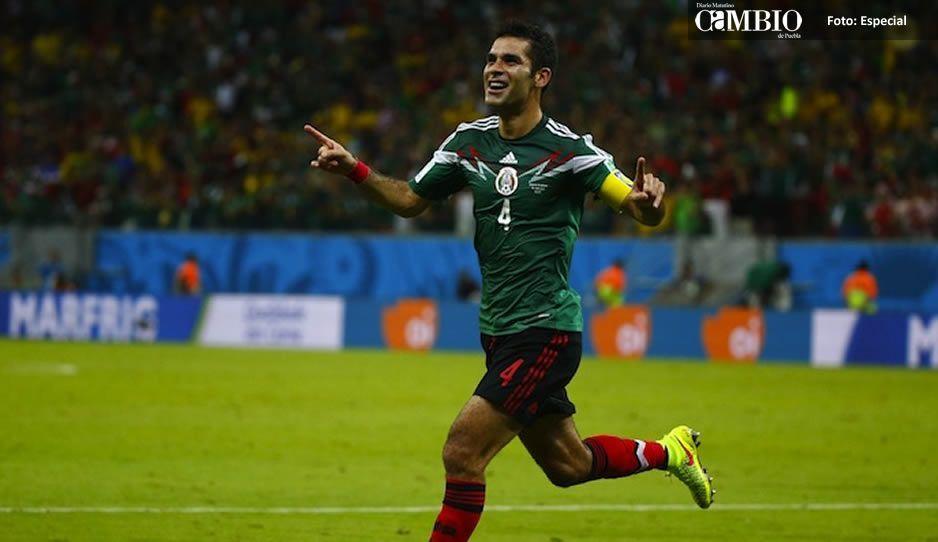 Rafa Márquez podrá ir a Rusia