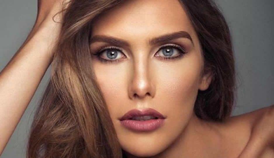 Filtran inéditas fotografías de Miss España sin maquillaje [FOTOS]