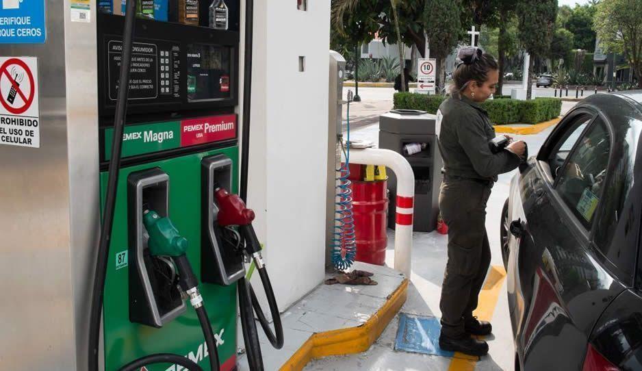 No hubo gasolinazo al inicio de año, precios se mantienen como en 2018